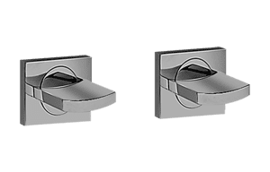 Sade/Targa Lavatory Handle Set - Wall-Mounted Product Image