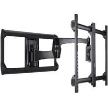 """See Details - Black Full-Motion Wall Mount for 37"""" - 65"""" flat-panel TVs - Extends 20"""" / 50.8 cm"""