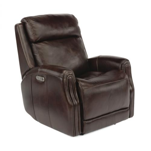 Product Image - Stanley Power Gliding Recliner with Power Headrest