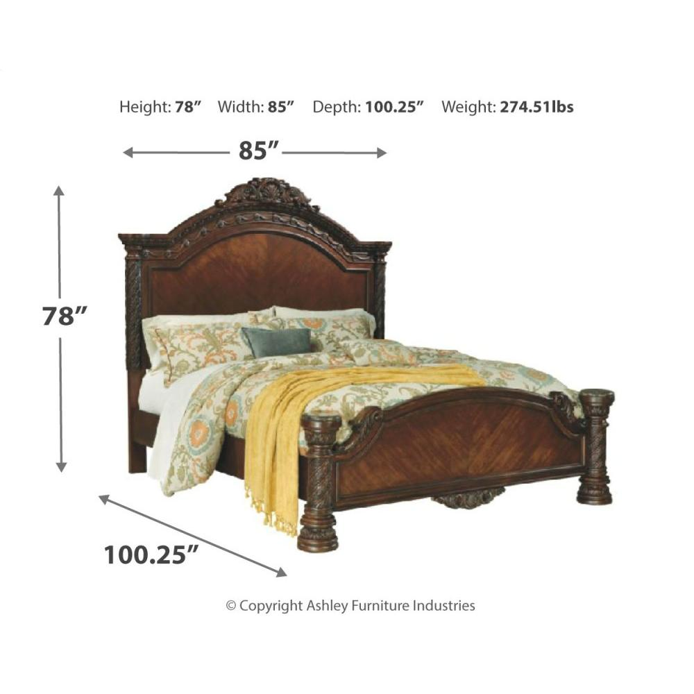 Product Image - North Shore California King Panel Bed
