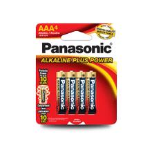 View Product - AM4PA4B Alkaline Plus Power