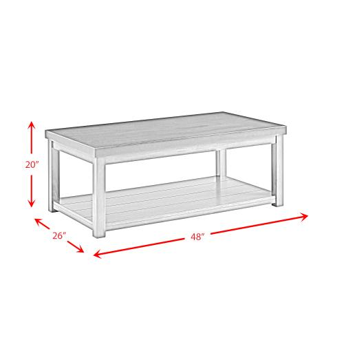 Gallery - Stafford Rectangle Coffee Table