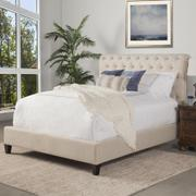 CAMERON - DOWNY Queen Bed 5/0 Product Image