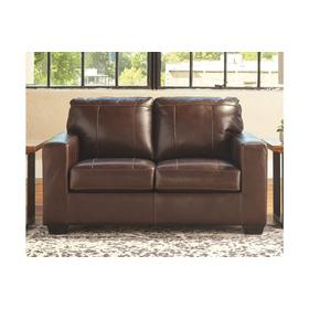 Morelos Loveseat  Chocolate