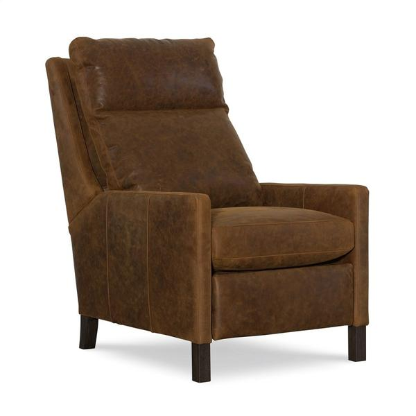 Leather Manual Recliner