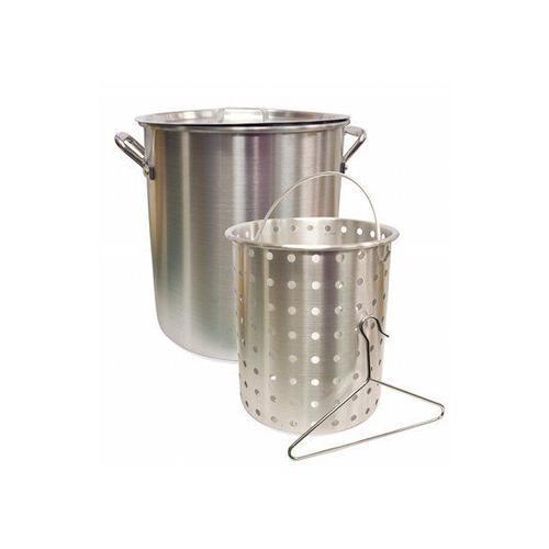 Aluminum Cooker Pot - 32 QT