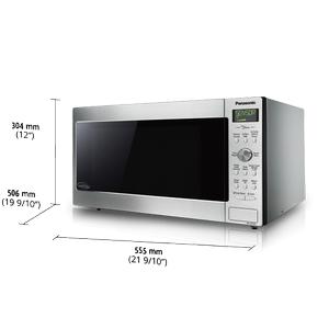NN-SD765S Countertop