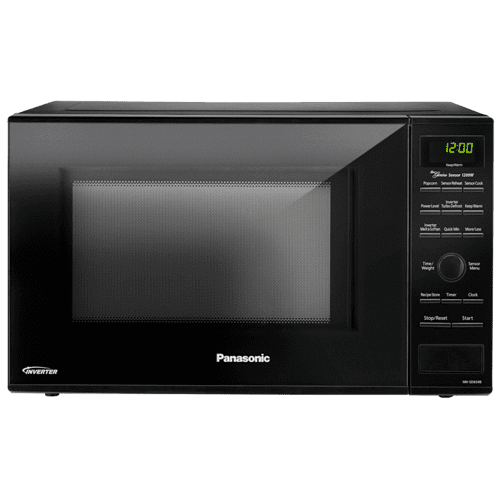 Full-size 1.2 Cu. Ft. Genius Countertop Microwave Oven With Inverter Technology Nn-sd654