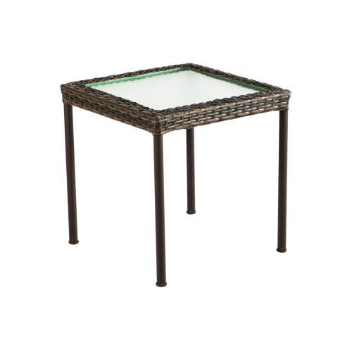 """Tutto 18"""" Square Side Table"""