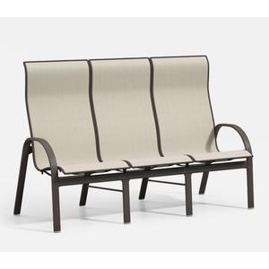 High Back Sofa - Padded Sling