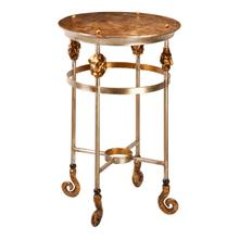 See Details - Armory Tall Accent Table