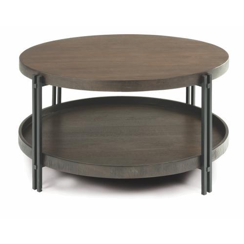 Flexsteel - Prairie Round Coffee Table