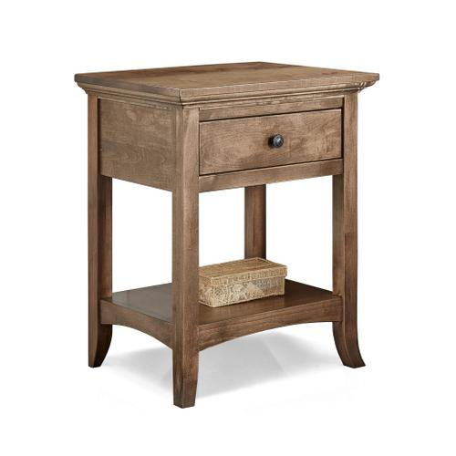 Archbold Furniture - Provence 1 Drawer Nightstand