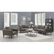 Percy Gray Sofa, Loveseat & Chair, U5310