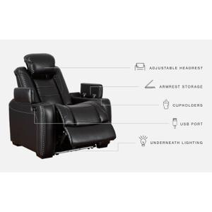 Signature Design By Ashley - Party Time Power Recliner