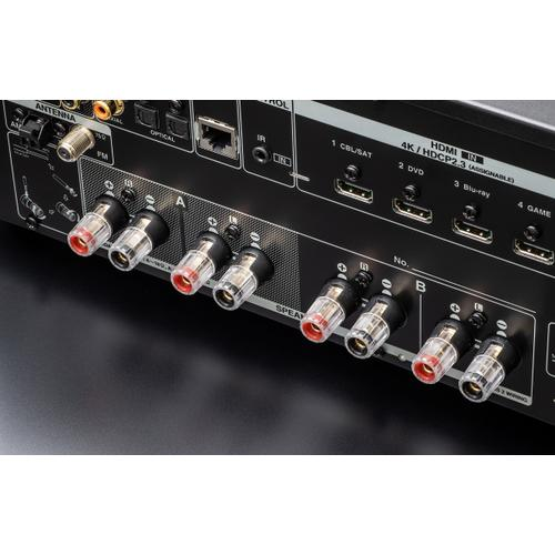 Stereo Network Receiver