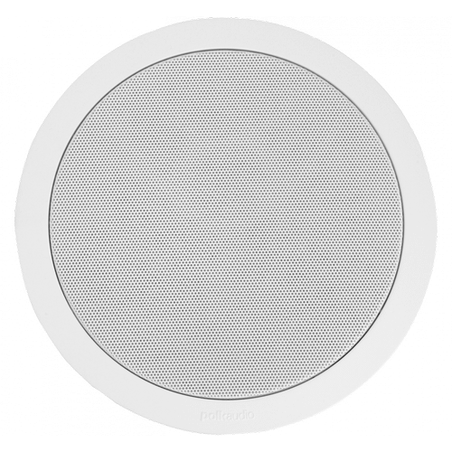 """MC Series In-Ceiling Loudspeaker with 6.5"""" Driver in White"""