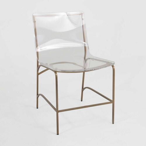 Penelope Dining Chair-Gold