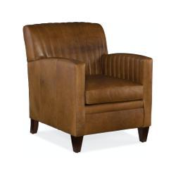 Bradington Young Barnabus Club Chair 8-Way Tie 406-25