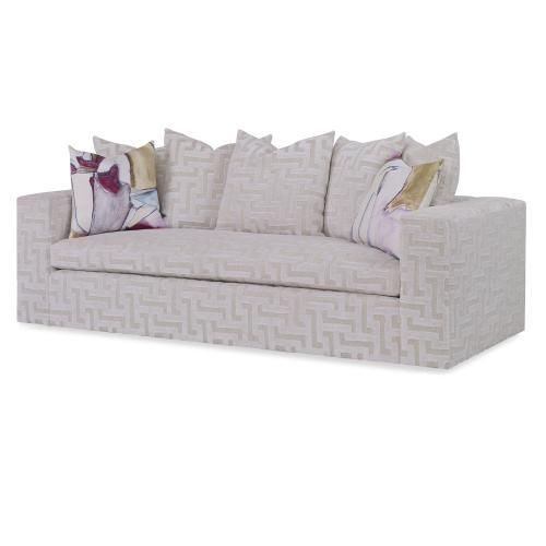 Retreat Sofa - Scatter Pillow Back