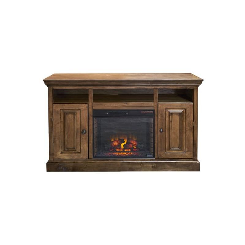 Largo Fireplace Console