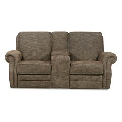 57003 Canterbury Reclining Loveseat