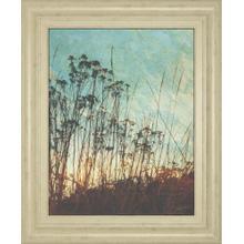 """Wild Grass"" By Amy Melious Framed Print Wall Art"