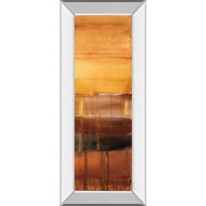 """Autumn Glows Il"" By Lanie Loreth Mirror Framed Print Wall Art"