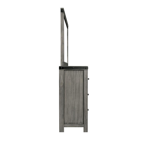 Product Image - Wade 7-Drawer Dresser & Mirror Set