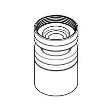 See Details - Universal (grohe) Ball-joint Aerator