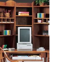 Tall Corner Bookcase