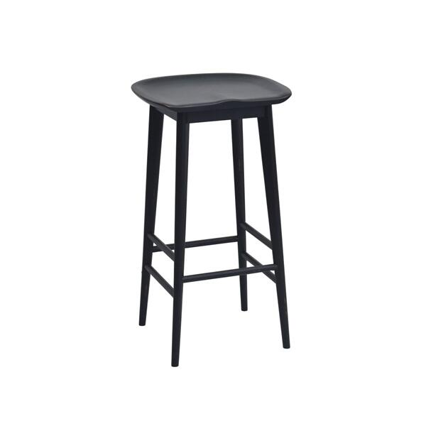 Hilton Counter Stool, Black