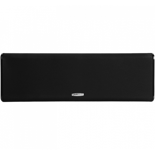 "TSi Series Center Channel Speaker With Dual 6.5"" Drivers in Black"