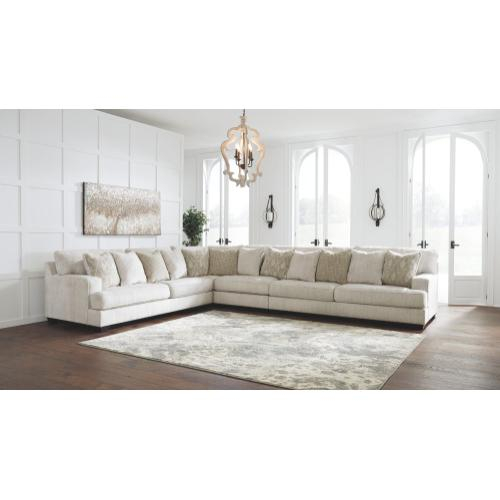Signature Design By Ashley - Rawcliffe 4-piece Sectional