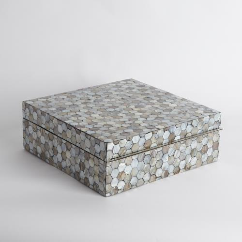 Mother of Pearl Box-Sm
