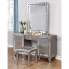 See Details - Vanity Desk & Stool
