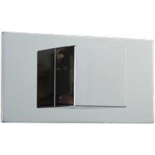 3-Way Diverter Trim Kit, SQU + Letterbox Chrome