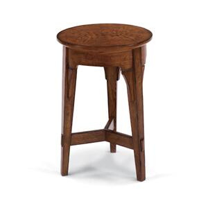 Las Cruces Chair Side Table
