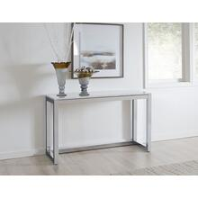 See Details - Amalfi Sideboard-Marble & Chrome