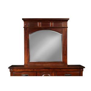 A AmericaMantel Mirror