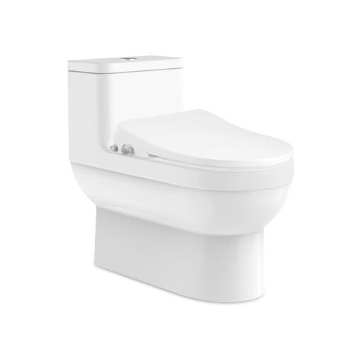 Axent Bath - SLIMS FE105 Low-Profile Intelligent Bidet Seat