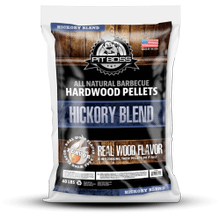 40LB HICKORY blend (FREE SHIPPING)