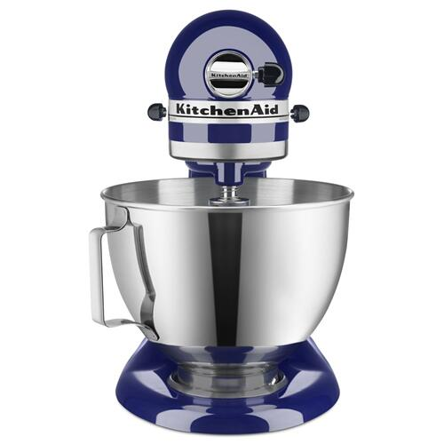4.5-Quart Tilt-Head Stand Mixer - Cobalt Blue