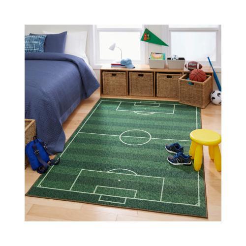 Mohawk - Soccer Field, Green- Rectangle