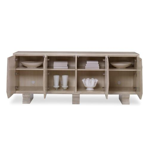 See Saw Credenza - Champagne