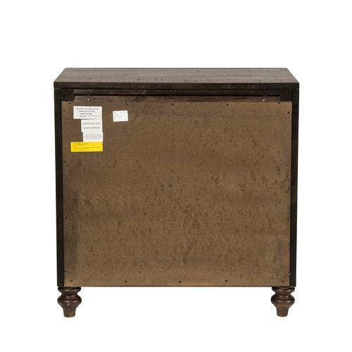Liberty Furniture Industries - 2 Drawer Night Stand