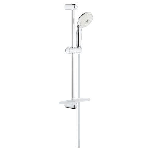 "Tempesta 24"" Shower Slide Bar Kit - 4 Sprays, 2.5 Gpm"