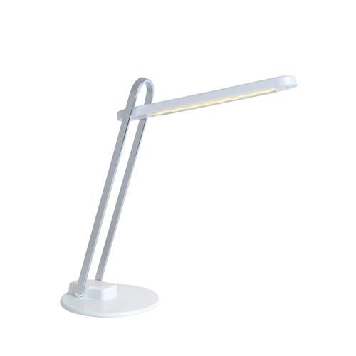 LED Desk Lamp, White, Type LED 6w