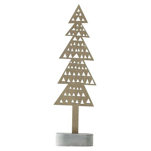 "Triangle - 3.75"" x 13.25"" Whoville Tree"