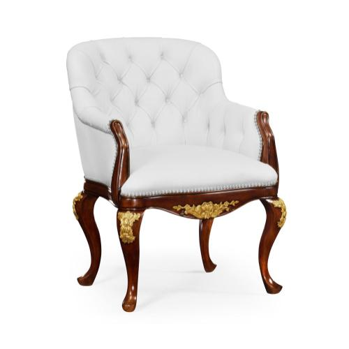 Chesterfield Style Armchair with COM